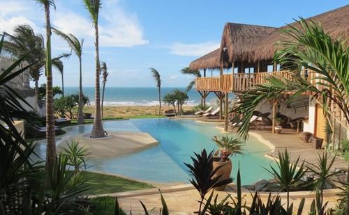 Acquisition of Hurricane Hotel in Jericoacoara, Brazil